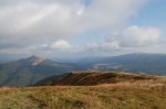 szczyty w Bieszczadach