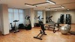 centrum fitnessu